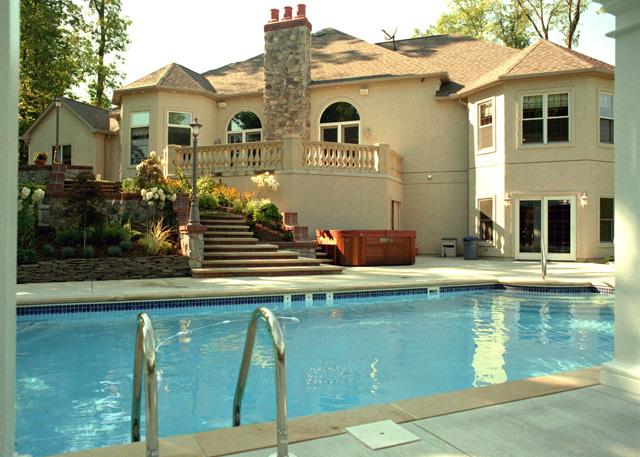 Real-estate photo shoot in Akron, Ohio.