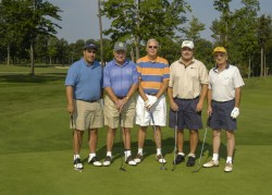 Event photo shoot on location a Firestone Country Club in Akron, Ohio